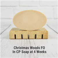 Christmas Woods FO in CP Soap