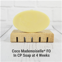 Coco Mademoiselle FO in Cold Process Soap