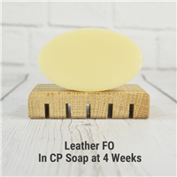 Leather FO in CP Soap