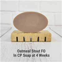 Oatmeal Stout FO in CP Soap