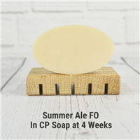 Summer Ale in CP Soap