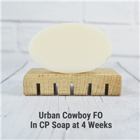Urban Cowboy FO in CP Soap