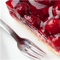 Raspberry Glaze - Sweetened Flavor Oil 801