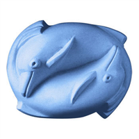 Dolphins Soap Mold (MW 38)