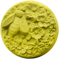 Bee & Blossoms Soap Mold (MW 58)