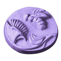 Bee & Flower Soap Mold (MW 59)