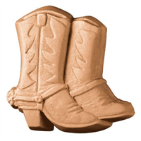 Boots and Spurs Soap Mold (MW 61)