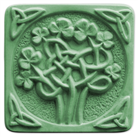 Celtic Clover Soap Mold (MW 64)