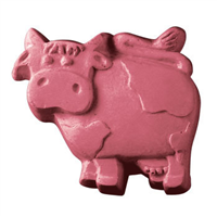 Cow 1 Soap Mold (MW 68)