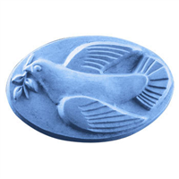 Dove of Peace Soap Mold (MW 71)