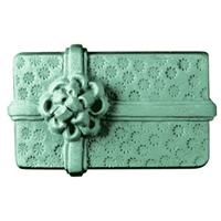 Gift Box 2 Soap Mold (MW 76)