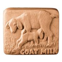 Goat Milk Bar Soap Mold (MW 77)