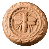 Bee Fancy Soap Mold (MW 41)