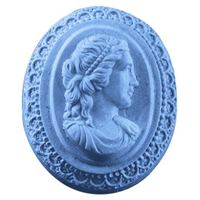 Cameo Guest Soap Mold (MW 42)