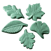 Leaves Guest Soap Mold (MW 48)