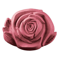 Rose Guest Soap Mold (MW 51)