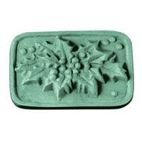 Holly Leaves Soap Mold (MW 403)