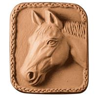 Horse Head Soap Mold (MW 87)