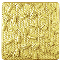 Beehive Soap Mold Tray (MW 89)