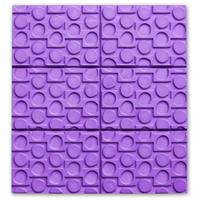 Op Art Soap Mold Tray (MW 125)