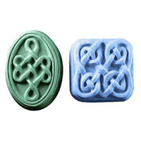 Celtic Knots Guest Soap Mold (MW 92)