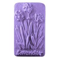 Lavender Wild Soap Mold (MW 118)