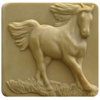 Horse Running Soap Mold (MW 106)