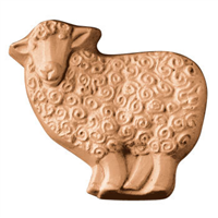 Sheep Soap Mold (MW 135)