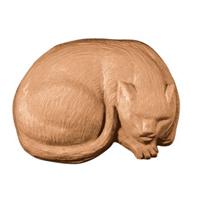 Cat Sleeping Soap Mold (MW 91)