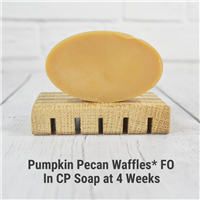Pumpkin Pecan Waffles* FO in CP Soap