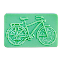 Bicycle Soap Mold (MW 53)