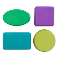 Assorted 4 in 1 Guest Soap Mold (MW 103)