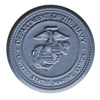 Marines Soap Mold (MW 556)
