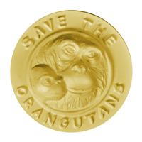 Save The Orangutan Soap Mold (MW 549)
