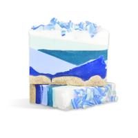 Sea Glass MP Soap Loaf Kit