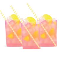 Strawberry Lemonade MP Loaf Soap Kit