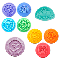 Yoga Soap Mold Collection