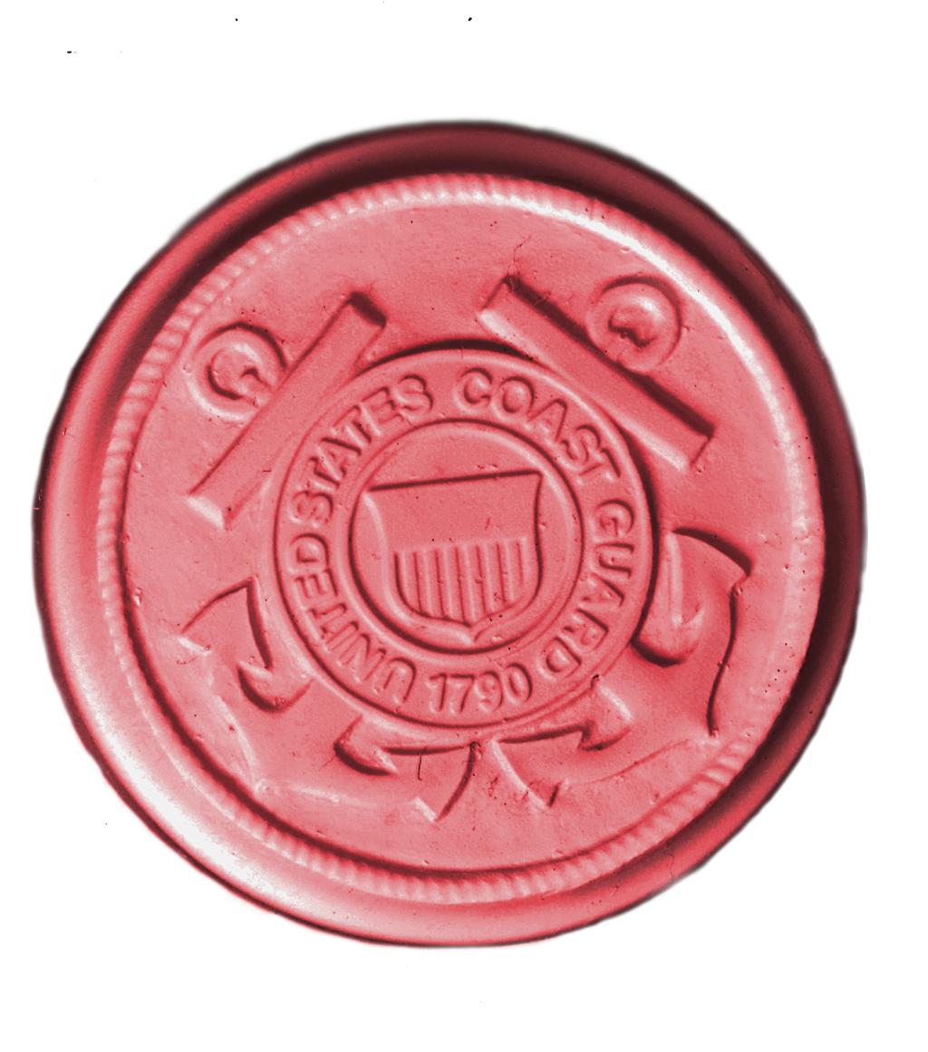 Milky Way™ Coast Guard Soap Mold (MW 557)