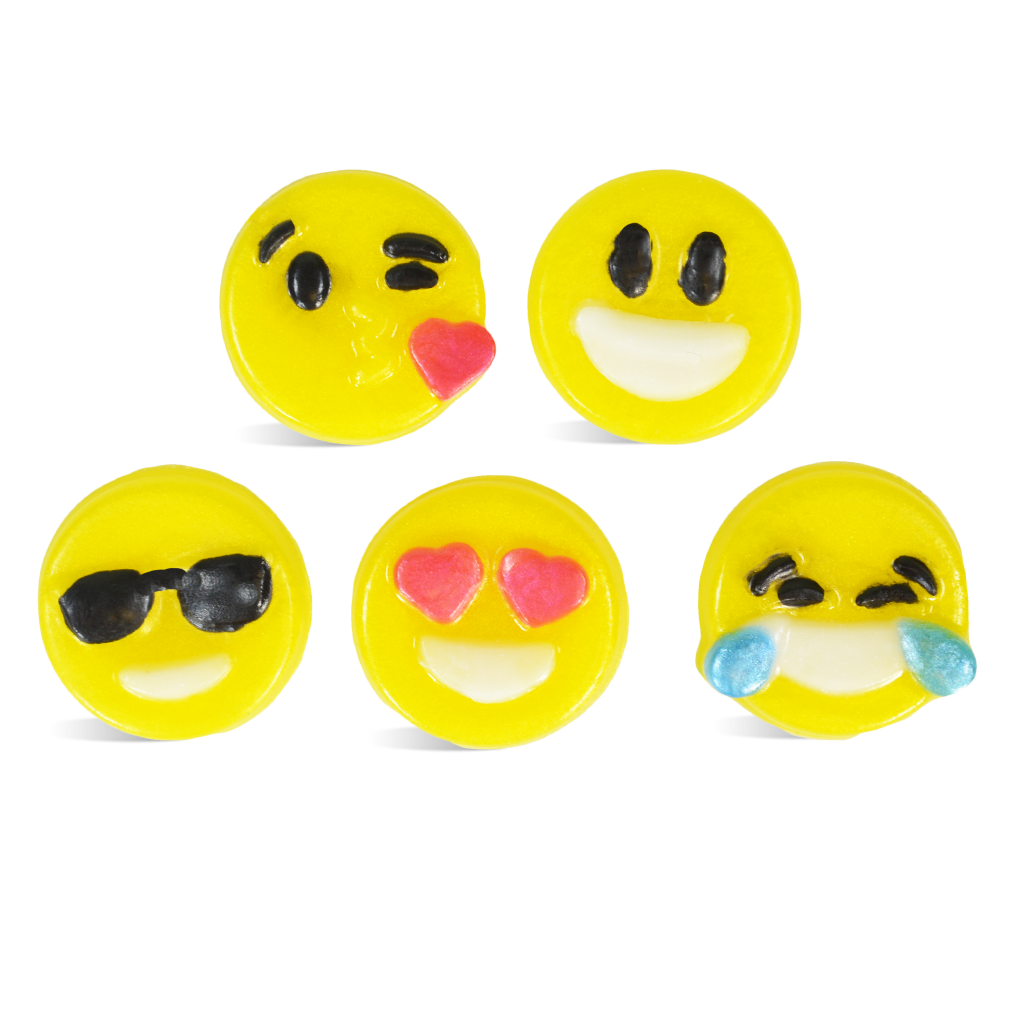 Thanksgiving Martini: Life Of The Party™ Emojis Mini Mold (LOP 30)
