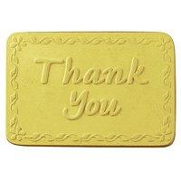 Milky Way Thank You Soap Mold Mw 441 Crafter S Choice